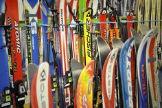 Půjčovna lyžařského vybavení